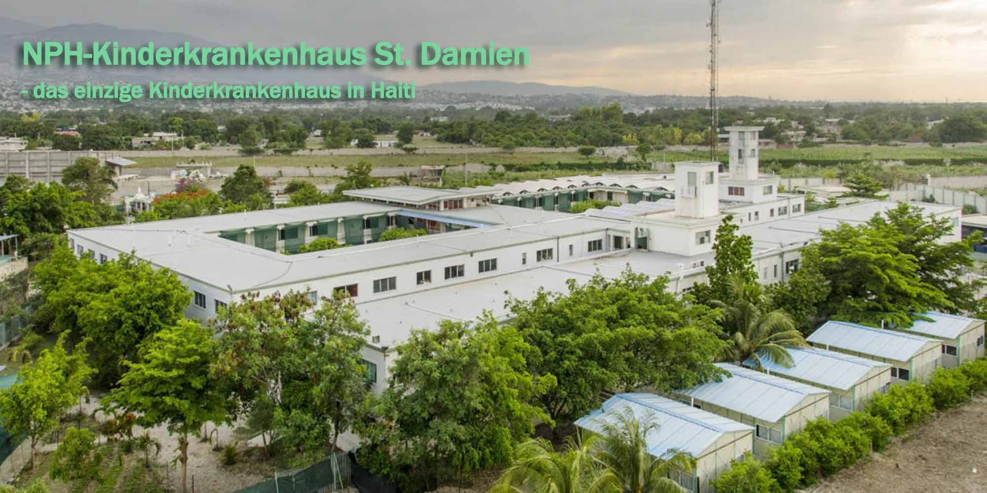"Kinderhilfswerk NPH feiert 65-Jahre-Jubiläum mit Österreich-Premiere von ""The Land of the High Moutains"" über das Kinderkrankenhaus in Haiti."